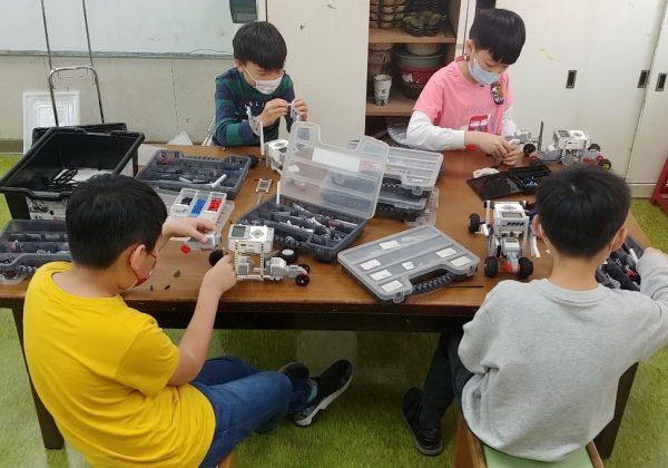 機器人模型班