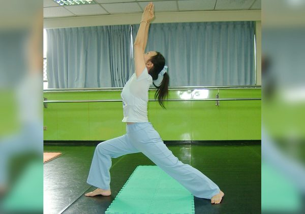 成人瑜伽班