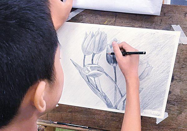 少年美術班