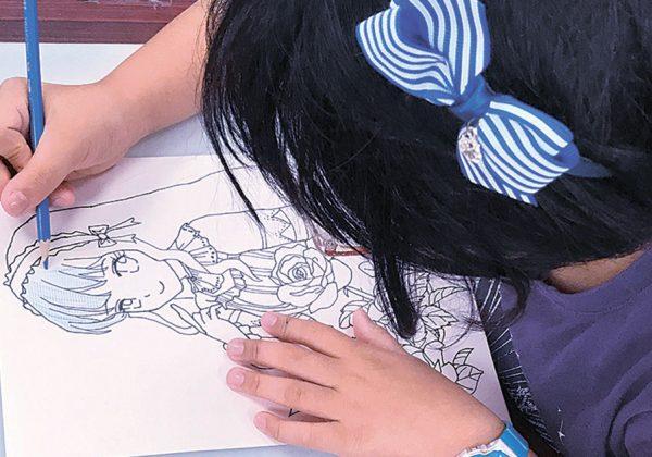 創意漫畫班